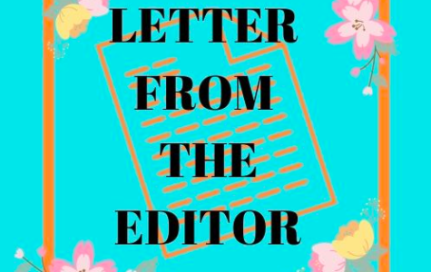 Letter From the Editors