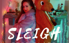 "Staff Review: ""Sleigh"" by Tess Clare"