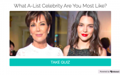 What A-List Celebrity Are You Most Like?