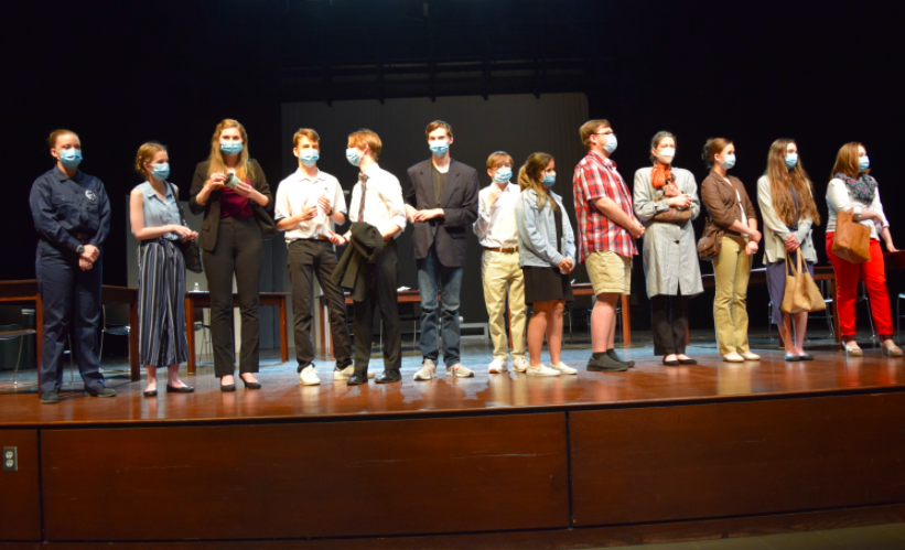 Heritage Theater Delivers Killer Performance