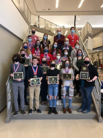 Heritage Students School Their Competition