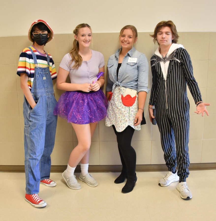 Students Celebrate Homecoming Week In Style